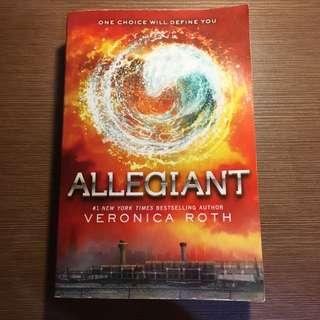 Allegiant (english)