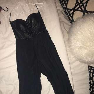 Long Pant Jumpsuit