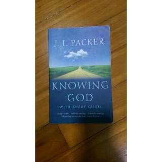 J I Packer - Knowing God