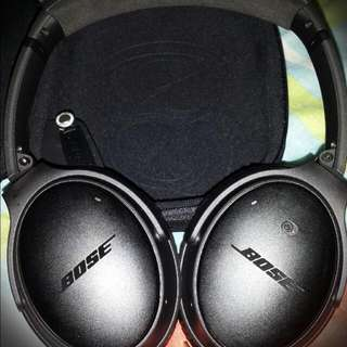 Fast Deal! Authentic Bose Quiet Comfort 25 (QC25) For IOS Devices Special Edition