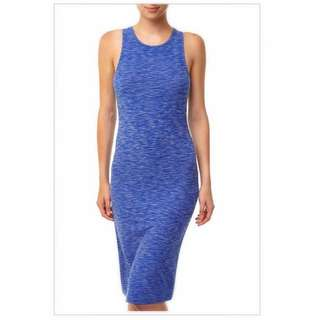Cotton On Kellie Muscle Midi Dress #Malaysia54