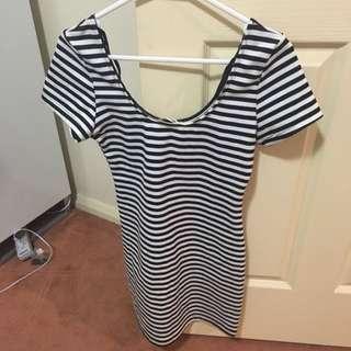Bandage Material Dress Size 10