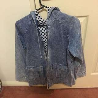 Jean Jacket Size 12