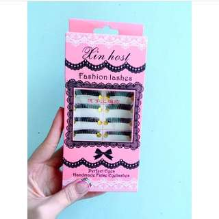 Eyelashes Import