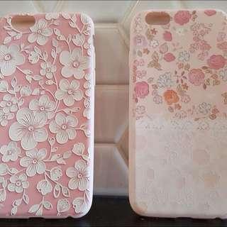 iPhone 6/6s Sakura case - pink