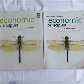 Economic Principles with Study Guide