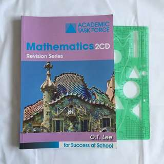 OT Lee Mathematics 2CD Study Guide + Mathaid