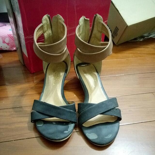 24.5涼鞋