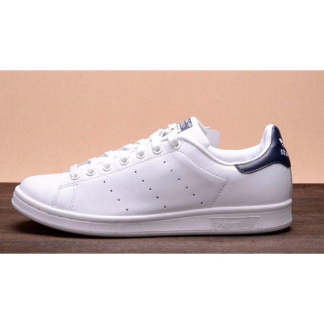 meilleur site web 781f6 7228d ADIDAS STAN SMITH DARK BLUE