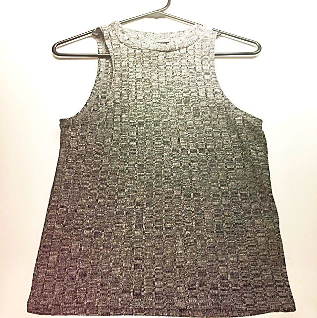 Brand New Factory High Neck Top