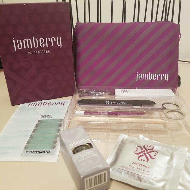 Brand New Jamberry Nail Set