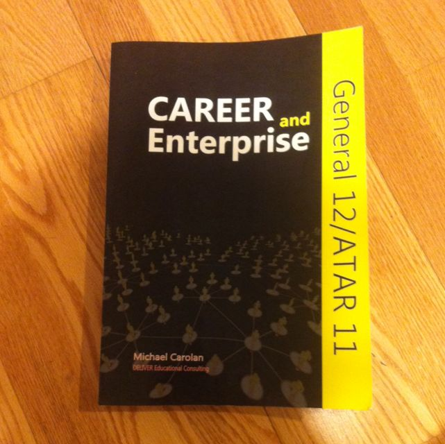 Careers And Enterprise Textbook