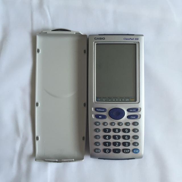 Casio Classpad 330 Graphics Calculator