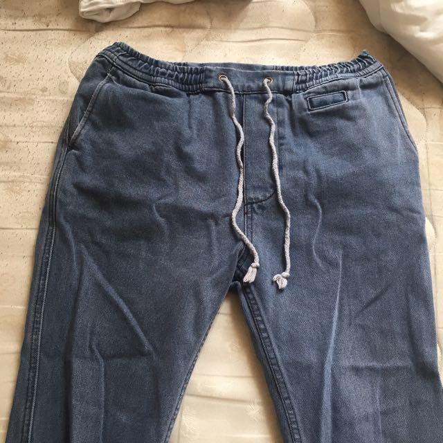 Comfy Pant Blue