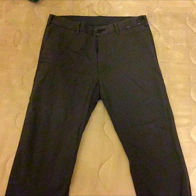 Cotton Smart Fit Pants