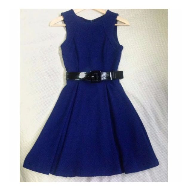 FOREVER NEW Skater Dress with Belt