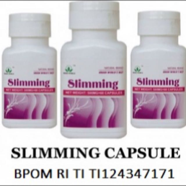 Green World Slimming Capsule Health Beauty On Carousell