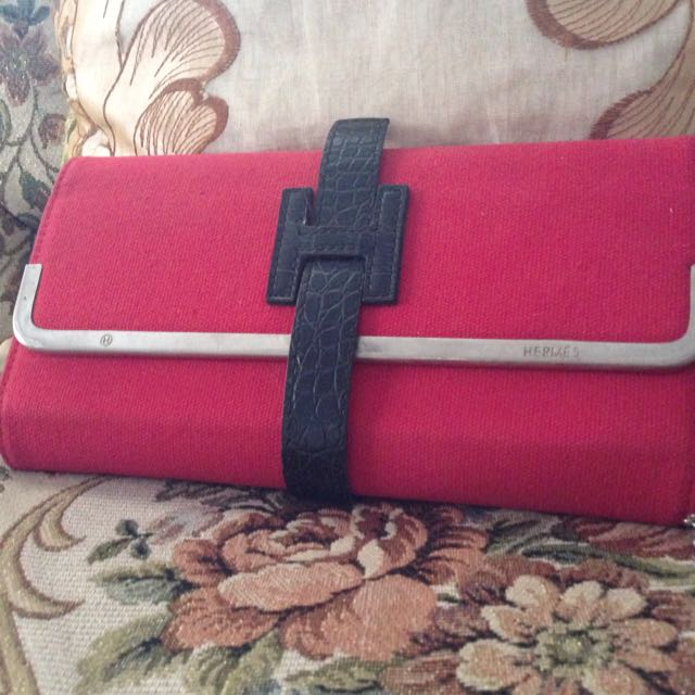 Hermes Casual Clutch