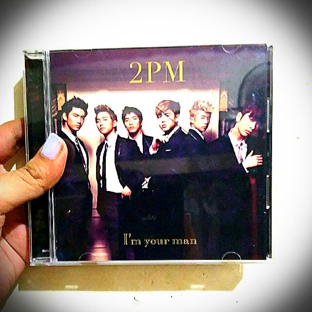 I'm Your Man (Type C) - 2PM