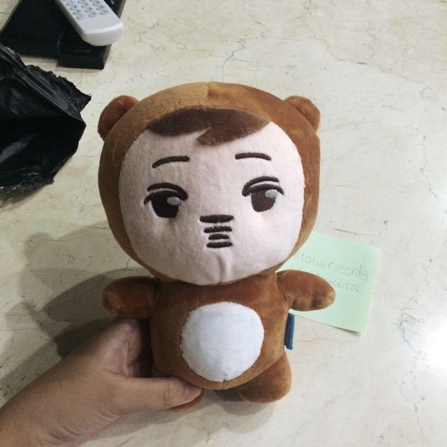 Jongin bear Gominee Doll Exo Replica