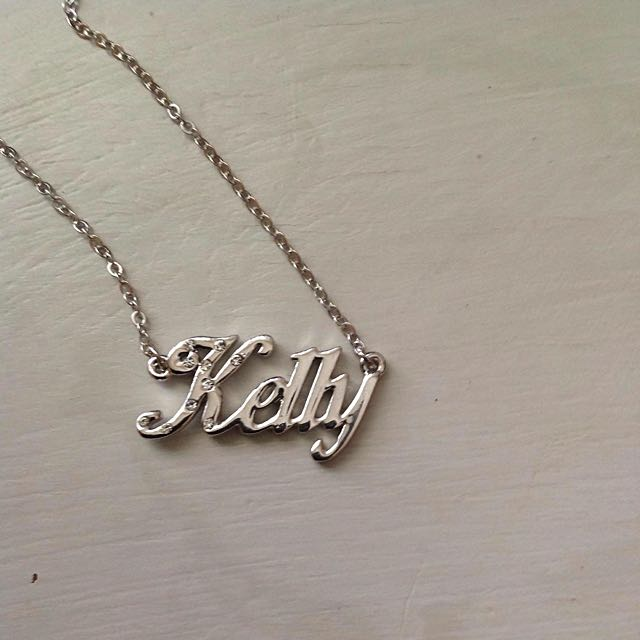"""Kelly"" Necklace"