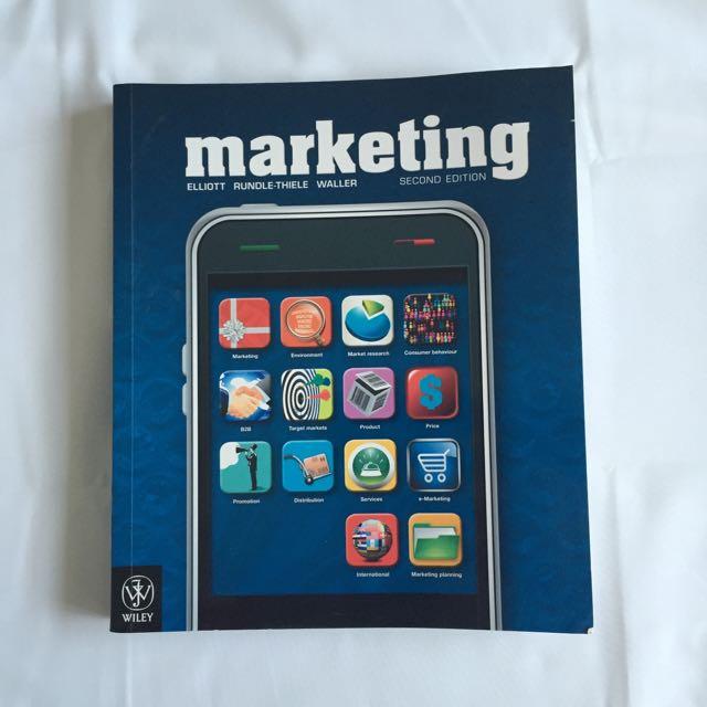 Marketing Textbook