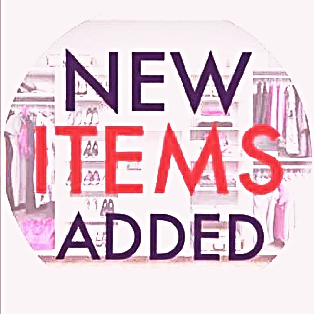 New Things Added Today Come Have A Look