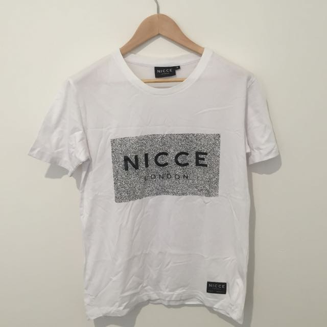 NICCE Size S Branded Tee