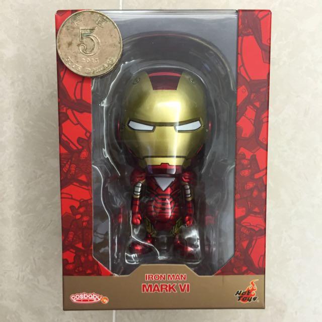 Q牌Marvel Iron Man Mark VI