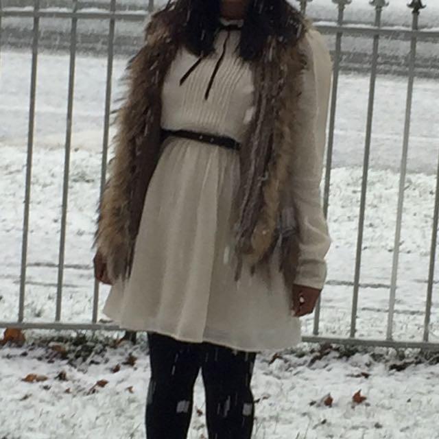 Real fur Winter jacket