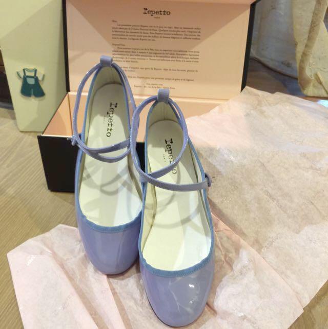 Repetto芭蕾舞鞋