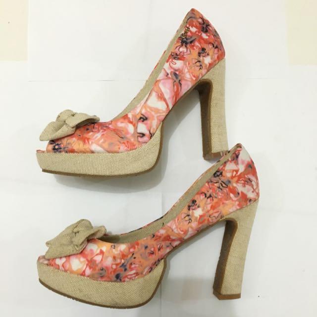 Sepatu/Heels Gosh