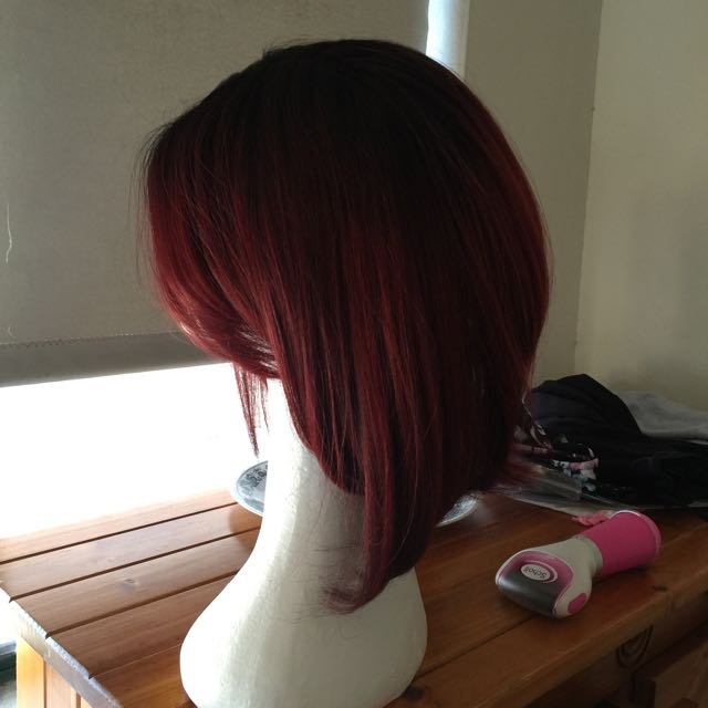 Sweet Blossom Wig