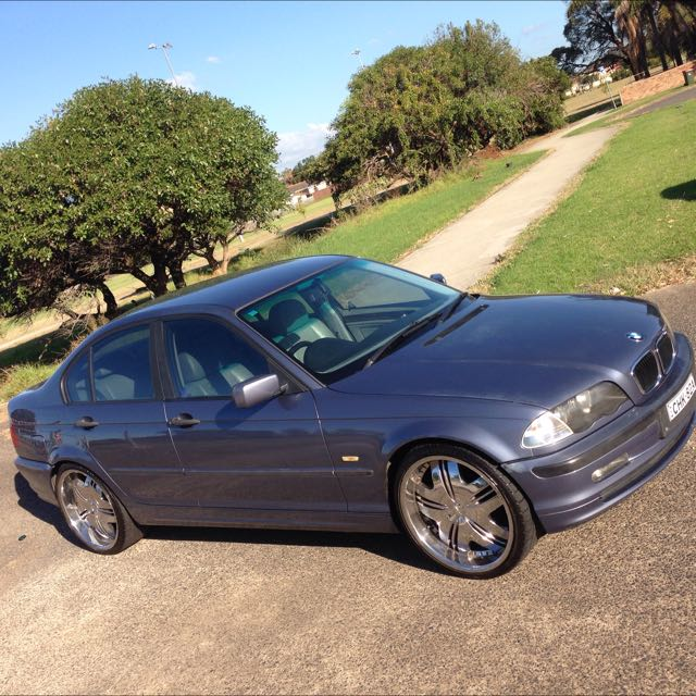 00 BMW E46 318i - Auto,Alloys,Leathers,6months Rego,Power Options,SWAPS