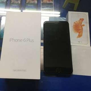 iPhone 6 PLUS 16G 灰 只用7天 保內