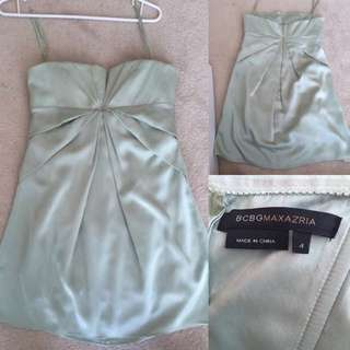 BCBG mint Cocktail Dress.