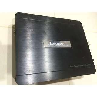 Audiobank 4 channel Amplifier