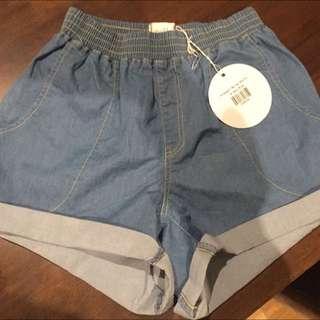 Size 8 High Waisted Shorts