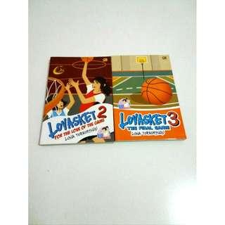 Buku Novel Lovasket Series By Luna Torashyngu