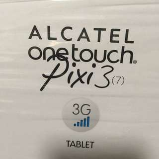 (Reserved) Alcatel one touch Pixi 3 (7) 3G Tablet