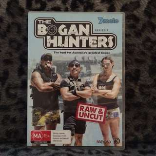 The Bogan Hunters Season 1 DVD
