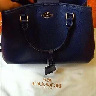 Unused Coach Handbag Large Size