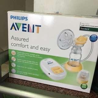 Avent電動吸乳器