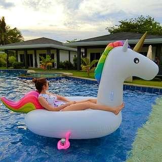 Floaty Giant Inflatable Unicorn