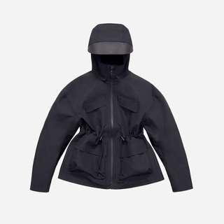 Alexander Wang x HM Collection - raincoat and windproof jacket. Sz EUR36/AU8