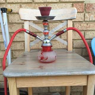 Glass Scorpion SHISHA
