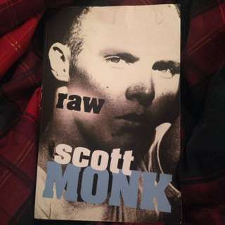 Raw By Scott Monk- Year 11-12 Prescribed Text
