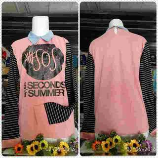 T-Shirt 5 Second Of Summer