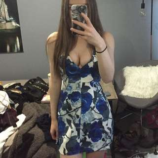 Reduced! Floral Dress