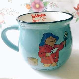柏靈頓寶寶熊牛奶杯